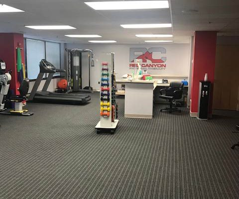 Red Canyon Physical Therapy PT Gym