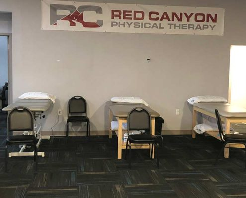 Red Canyon Physical Therapy Hagerstown MD Gym