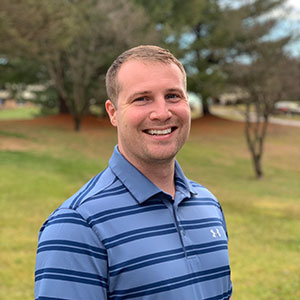Ryan Johnston Head Shot - Physical Therapist in Columbia RCPT