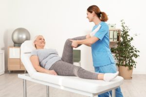 Physical therapist for women's health and pelvic health